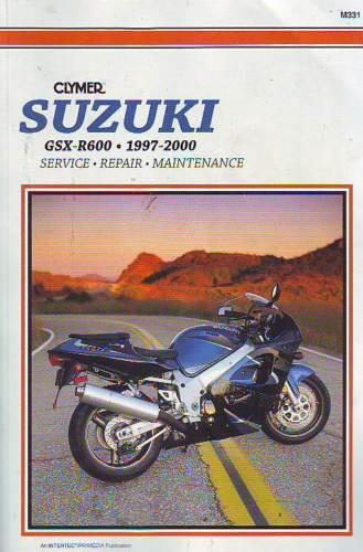 SUZUKI GSX-R600 WORKSHOP SERVICE REPAIR MANUAL 1997-2000